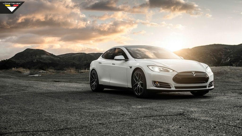 2014 Vorsteiner Tesla Model P85